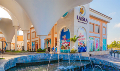 Shopping Mall - la isla