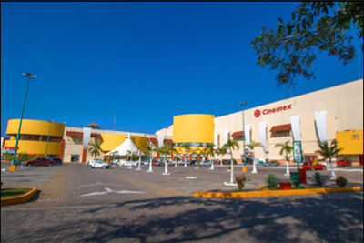 Shopping Mall - Plaza Caracol
