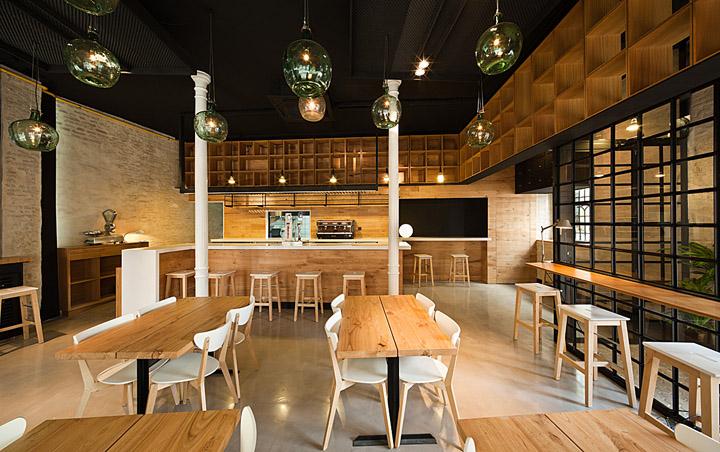 Vistalegre Rentals Restaurant Spaces