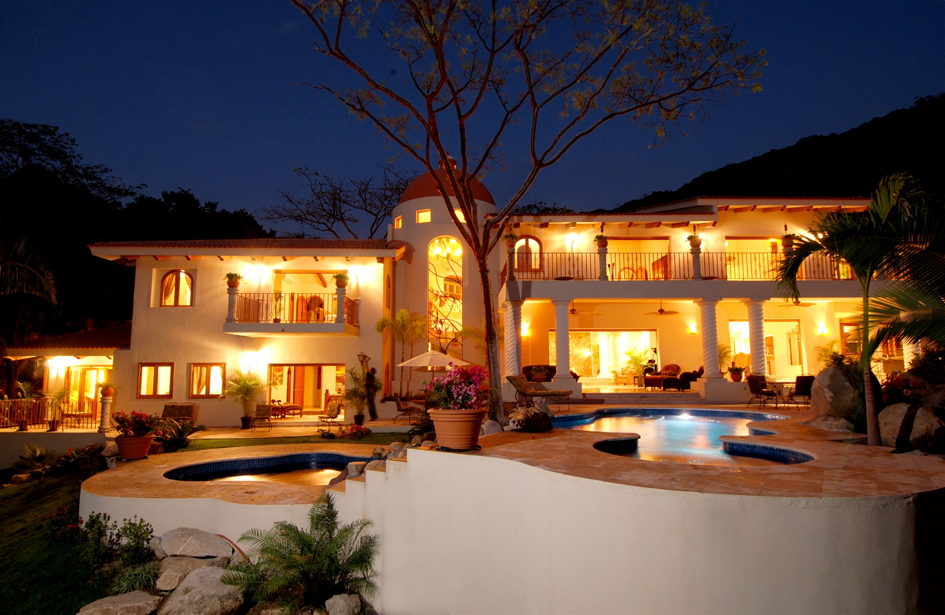 Luxury Villas Puerto Vallarta